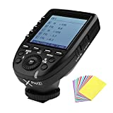 Godox XPro-S TTL 2.4G High-Speed Sync Wireless Flash Trigger Transmitter Compatible for Sony Cameras, 1/8000s,11 Customizable Functions,16 Groups and 32 Channels,2.4G Wireless X System