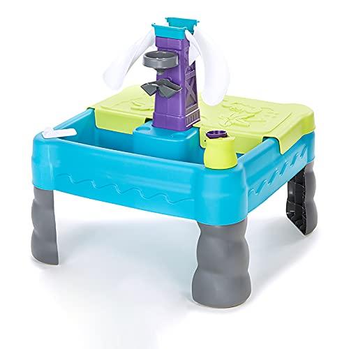 Zand- En Watertafel Voor Kinderen,Speelgoed Zintuiglijke Tafel Spelen Met Zand En Water Multiplayer-Spel,Wateractiviteiten Speeltafel