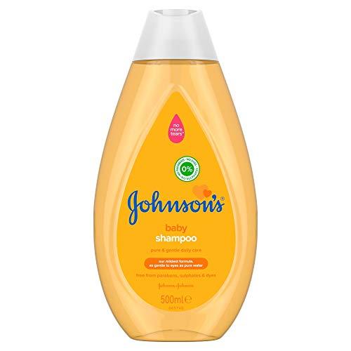 Johnson's Baby Shampoo, 500 ml