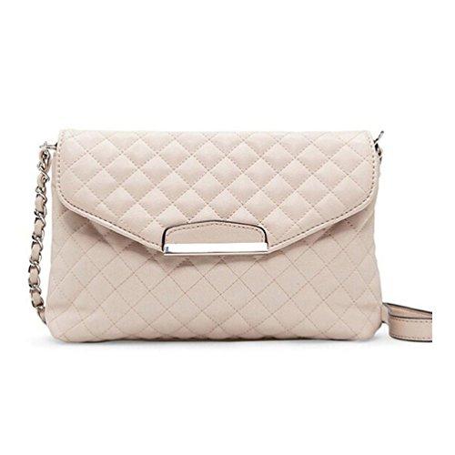 OdeJoy_Sommer Andere (Damenhandtaschen) Clutches Henkeltaschen Rucksackhandtaschen Schultertaschen Shopper Umhängetaschen (Beige)