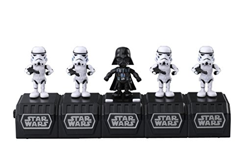 Star Wars Space Opera Darth Vader and Storm Trooper