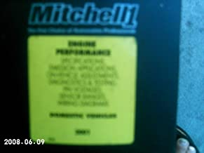 Amazon Com Mitchell Repair Information Company Books