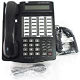 Vodavi STS 24 Button Display Speakerphone Charcoal 3515-71 (Renewed)