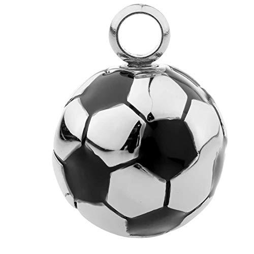 JOMOSIN SNH0216 - Colgante de urna de fútbol para mascotas, recuerdo de cenizas