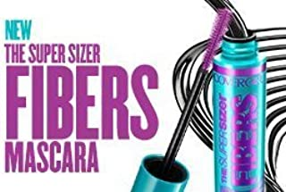ONLY 1 IN PACK Covergirl The Super Sizer Fibers Mascara, 810 Black Brown by COVERGIRL