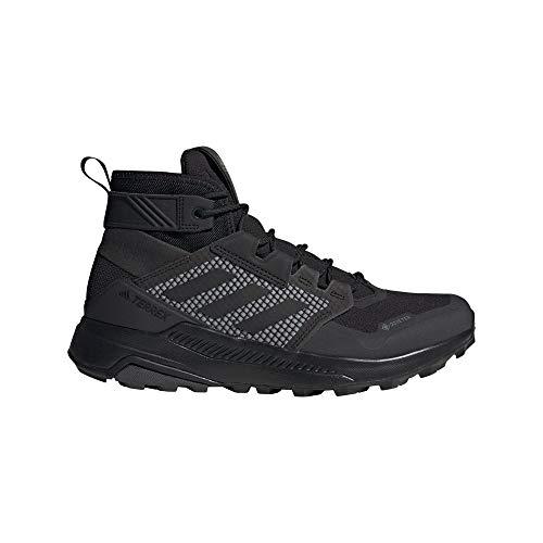 adidas Terrex Trailmaker Mid GTX, Zapatillas de Hiking Hombre, NEGBÁS/NEGBÁS/Grpudg, 42 2/3 EU