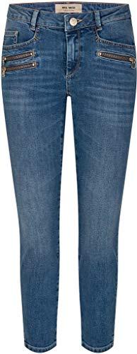Mos Mosh Damen Jeans Berlin Größe 27 Blau (blau)
