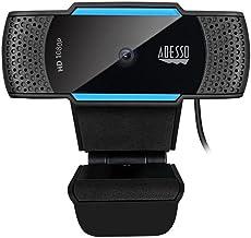 Cybertrack H5-1080P Auto Focus high Resolution Desktop Webcam with H.264 Data Compression - 1080P Auto-Focus High Definiti...