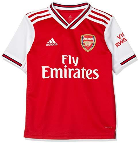 adidas AFC H JSY Y Camiseta, Unisex niños, Escarl, 152