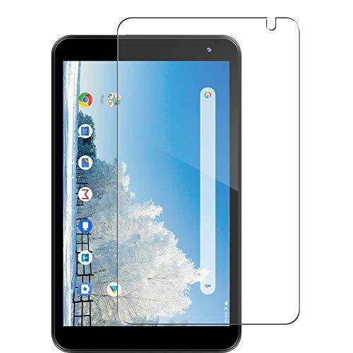 Vaxson 3 Unidades Protector de Pantalla, compatible con Dragon Touch Tablet 8' Y80 [No Vidrio Templado] TPU Película Protectora