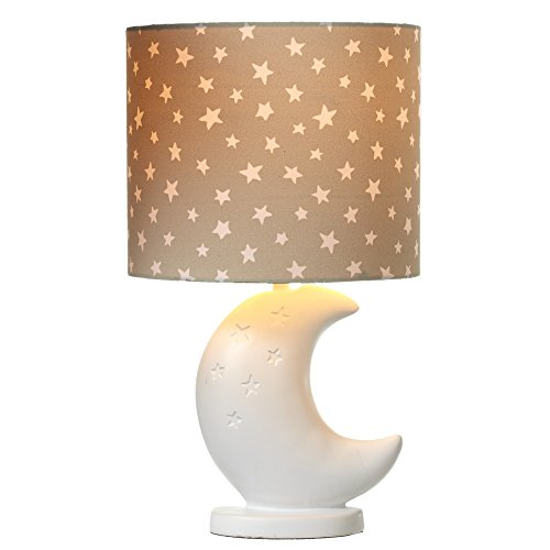 Red Co. Night Sky Accent Lamp with Star Shade for Nursery