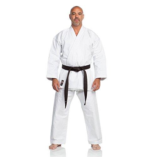 Ronin Karate Gi, Karateanzug, Weiß...