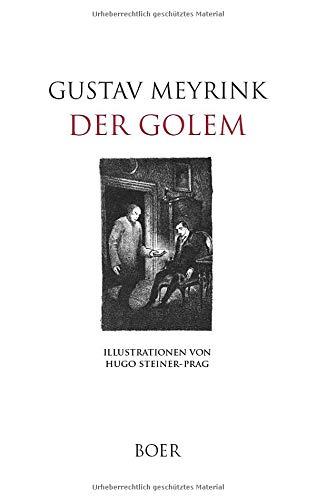 Der Golem: Illustrationen von Hugo Steiner-Prag