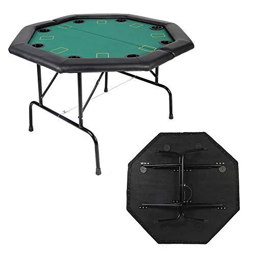 LUCKYERMORE Poker Table 8 Player 48