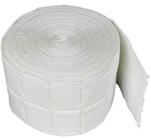 500 tamponi in cellulosa a 12 strati, preforati al 100% senza pelucchi, adatti per dispenser di...
