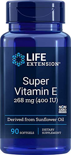 268mg Super Vitamin E 90 Softgels