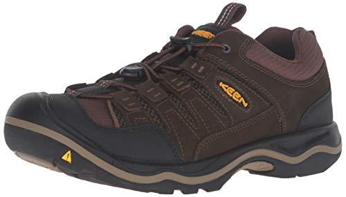 KEEN - Men's Rialto Traveler Everyday Walking Shoe, Brown, 9.5 M US