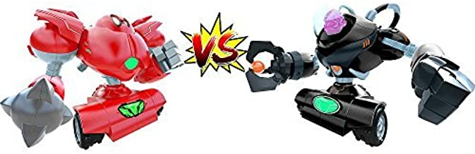 Cepia Big Fighting Robots with Motion Responsive Two-Handed Controller - Big NineBrain and Tenderizer by Cepia
