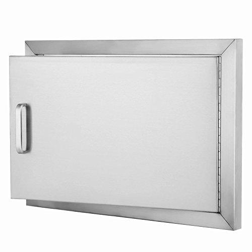 brick oven door - 8