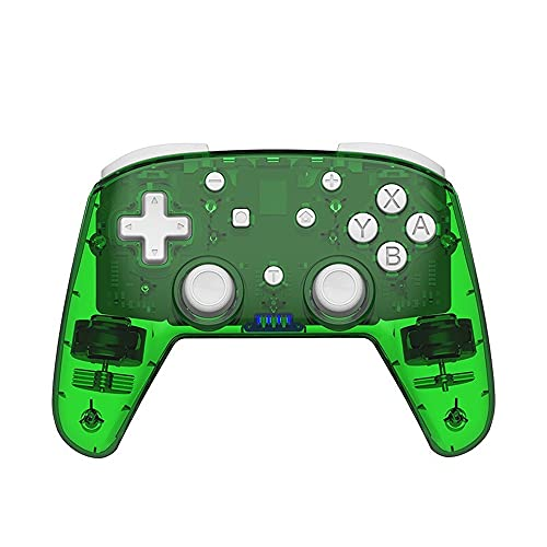 Mandos PC Mandos PS3 Inalámbricos Controlador PC Gamepad PS3 Controller PC PS3 Compatible con Windows XP Vista PS3 Android Y Operación (Color : Green)