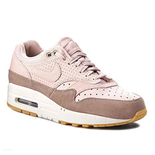 Nike Wmns Air Max 1 Prm - particle beige/particle beige - Freizeit-Schuhe-Damen, Größe:6.5