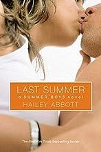 Last Summer (Summer Boys, #4)