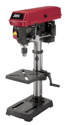 Find Cheap Factory-Reconditioned SKIL 3320-01-RT 3.2 Amp 10-Inch Drill Press