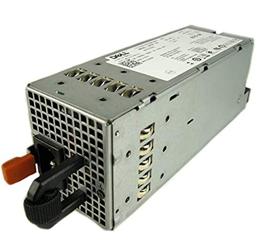 UpBright 870W Power Supply Unit Compatible with Dell Genuine YFG1C N870P-S0 A870p-00 NPS-885AB 07NVX8 7NVX8 VT6G4 PT164 D263K 330-4524 Poweredge R710 T610 T710 Server PowerVault DL2100 NX3000 Systems