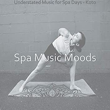Understated Music for Spa Days - Koto