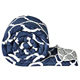 Divine Casa Microfibre All-Weather Abstract Printed...