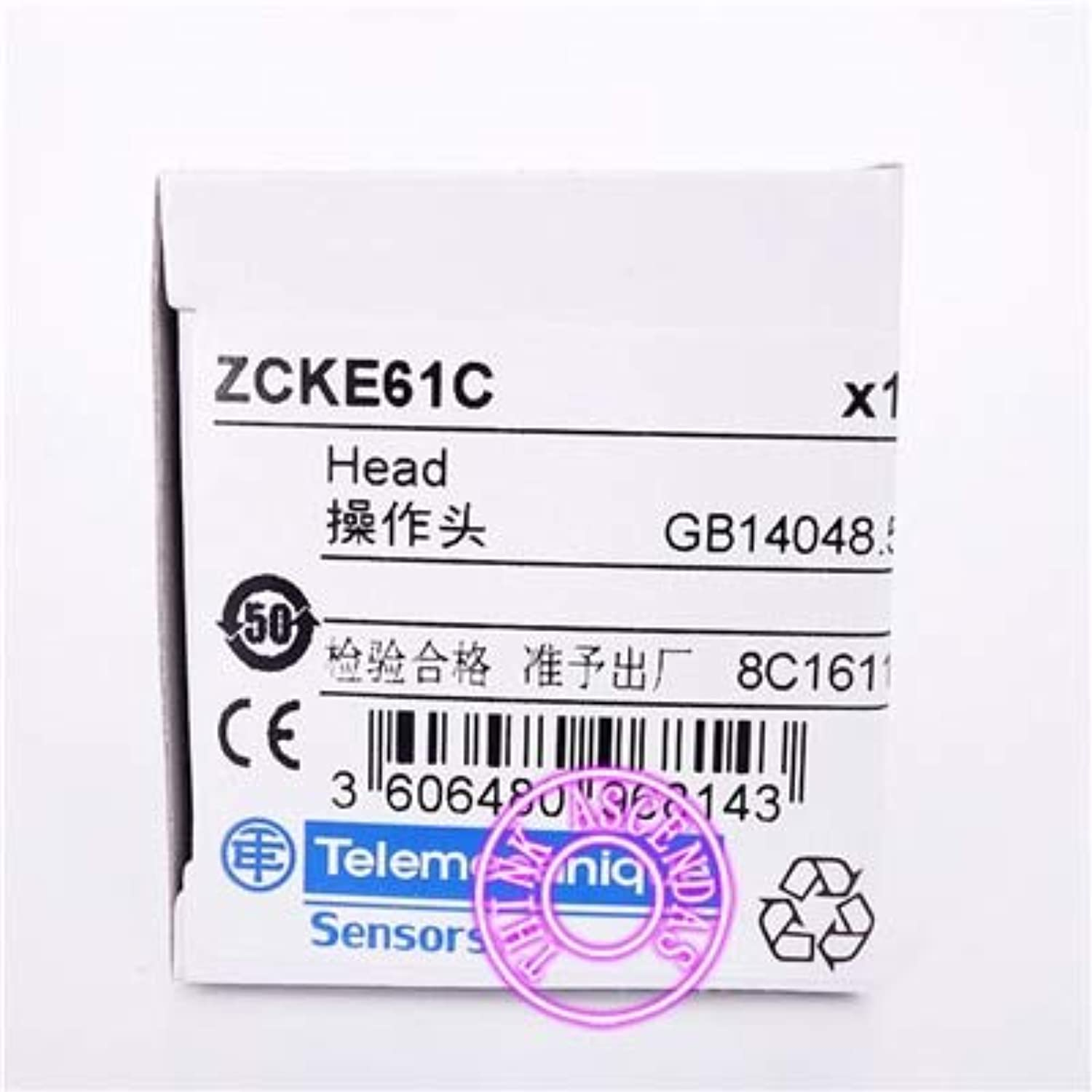 Limit Switch Operating Head Original New ZCKE61C ZCKE61C   ZCKE62C ZCKE62C   ZCKE63C ZCKE63C   ZCKE64C ZCKE64C  (color  ZCKE61C)