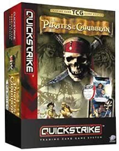 Upper Deck Pirates Of The Caribbean by Upper Deck