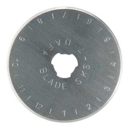 Stanley STHT0-11942 Reservemes voor rond lemmet, STHT0-10194, 45 mm dikke messen, 90 mm lemmetlengte