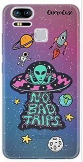 Capa para Zenfone 3 Zoom Ze553kl Et Ufo Ovni No Bad Trips