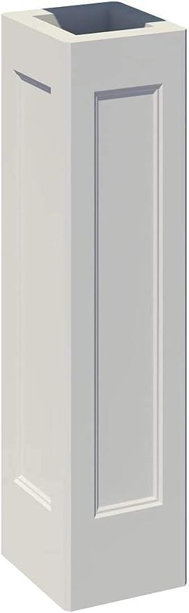 Trax Beton Pfeiler Schaft 45 45 X 150 System 1020 2 Spiegel Eckig Gegenüber Baumarkt