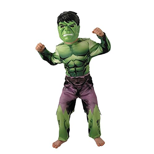 Rubie's Marvel Hulk - Kids Costume 7 - 8 Years