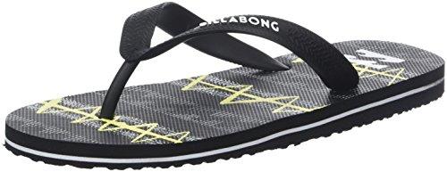Billabong Tides Boy, Zapatos de Playa y Piscina Niño, Amarillo (Yellow), 33 EU