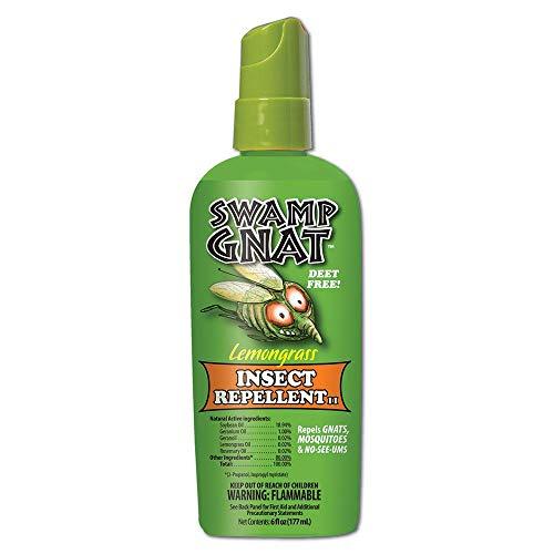 Harris Swamp Gnat Deet-Free Mosquito & Insect Repellent, 6oz