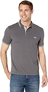 Hugo Boss Men's Paul Slim Fit Short Sleeve Polo Shirt