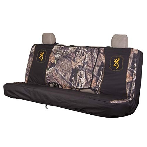 Browning Camo Seat Cover | Bench | Break-Up | Full Size