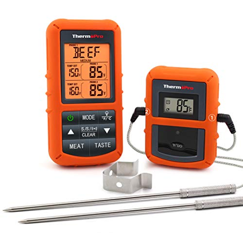 Best food thermometer probe bluetooth for 2021