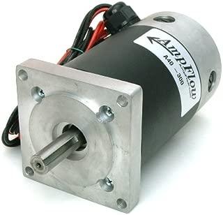 AmpFlow A40-300 Brushed Electric Motor, 12V, 24V or 36 VDC, 4000 RPM