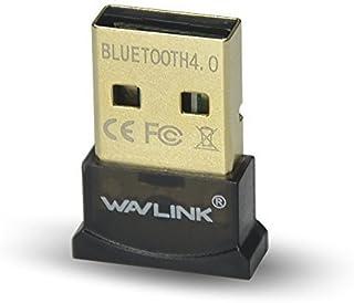 Wavlink USB BluetoothアダプタのCSR4.0 Windows 8/ RT / 7/ Vista/XP対応 無線 通信 ブルートゥース アダプター USBレシーバー bluetoothアダプター usb ブルートゥース アダプター