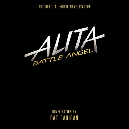 Alita: Battle Angel audiobook cover art