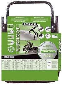 Montblanc Euromat fietsendrager voor kofferbak/achterklep voor 3 fietsen