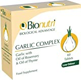Bionutri Garlic Complex 60 Tablets