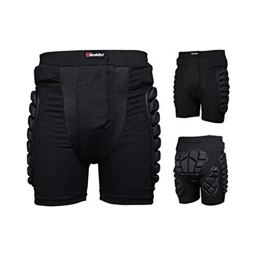 Protective Gear Hip Butt Protection Gepolsterte Shorts Motocross-Shorts Protector Armor Short für Snowboard Skating Skifahren Reiten Rennausrüstung