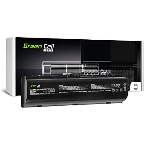 Green Cell PRO Serie HSTNN-DB42 / HSTNN-LB42 Laptop Akku für HP Pavilion DV2000 DV6000 DV6500 DV6700 DV6800 DV6900 (Original Samsung SDI Zellen, 6 Zellen, 5200mAh)