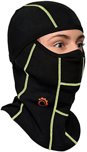 GearTOP Balaclava, Beste Full Face Masker, Premium Ski Masker en Nek Warmer voor Motorfiets en Fietsen