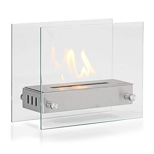 BioFire Feuerstelle PS-TF-907A perfect-spa Bio-Ethanol Ofen Fireplace Kamin Feuerstelle